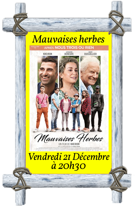 Affiche mauvaises herbes